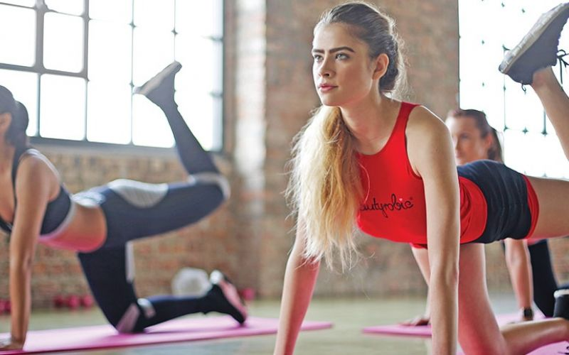 Yogilates: Συνδυάστε yoga και pilates!