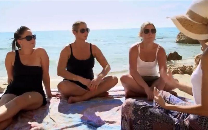 Οι εναλλακτικες θεραπειες και η Yoga οπως παρουσιαστηκαν στο αγγλικο Rich Holiday Poor Holiday του Channel 5 απο την Dr Angel, Κοσκεριδου Αγγελικη