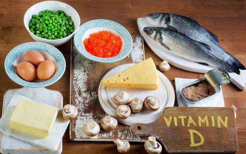 Ενισχύστε τη διατροφή σας με βιταμίνη D!