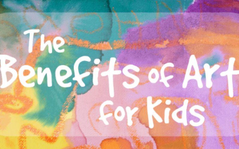 8 Λόγοι που η Τέχνη ωφελεί τα Παιδιά - Προτάσεις δημιουργικής απασχόλησης για το σπίτι!