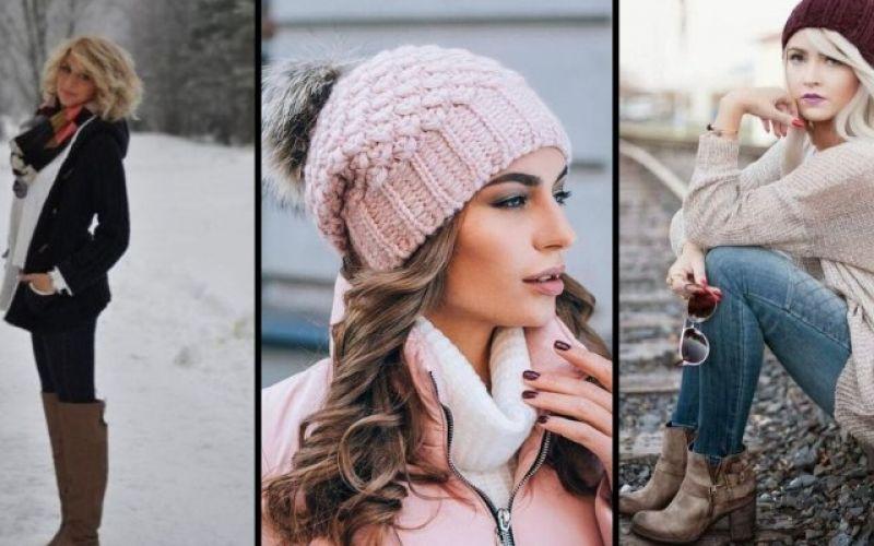 5 ιδέες για ένα κομψό winter outfit