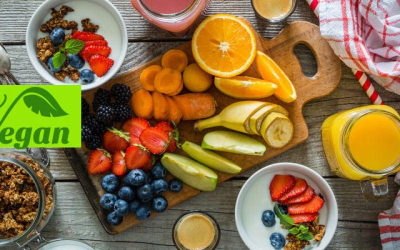 Vegan Συνταγή / Υγιεινό Breakfast Bowl