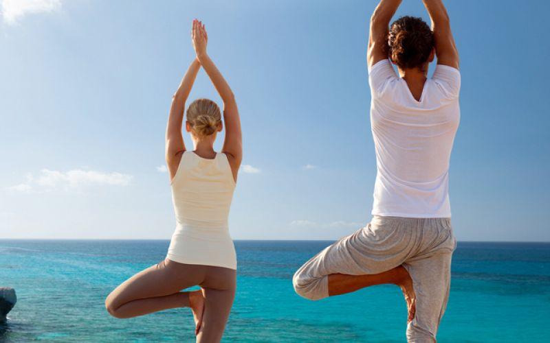 Couples yoga: Όταν η γιόγκα σας φέρνει πιο κοντά!