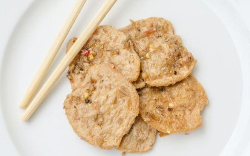 Σεϊτάν:Yποκατάστατο κρέατος σε χορτοφαγικά πιάτα