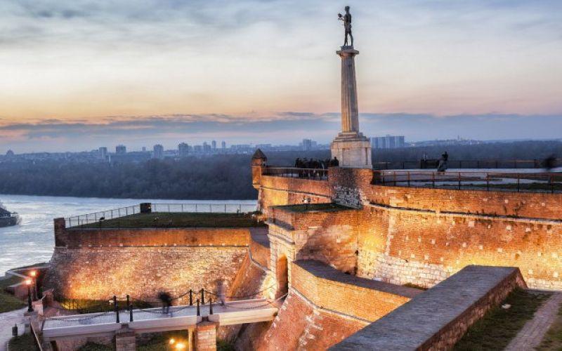 Beograd: Η Λευκή πόλη στο σταυροδρόμι του Σάβα και του Δούναβη