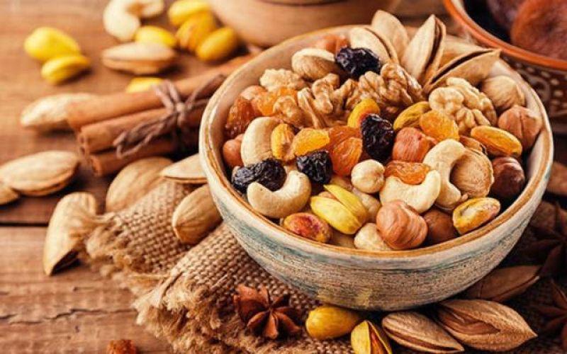 Χάσε βάρος με ξηρούς καρπούς