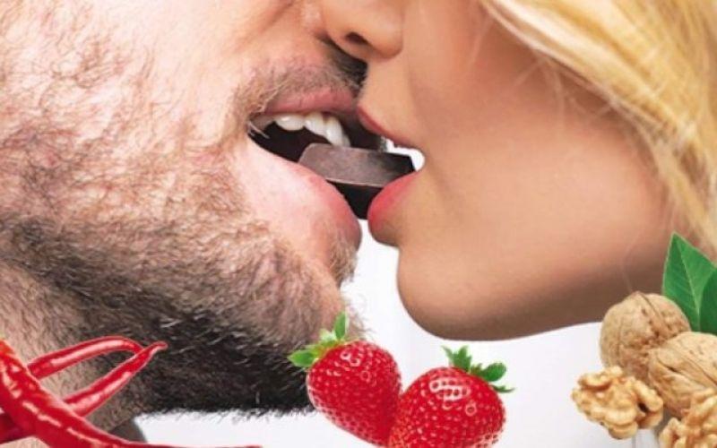 10 συν 1 τροφές για καλύτερο σεξ